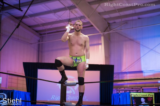 ColtonQuest 2 KingKaluha Cadence RCP28 RightCoastPro Wrestling Delaware Event