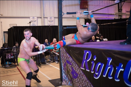 ColtonQuest 6 KingKaluha Cadence RCP28 RightCoastPro Wrestling Delaware Event