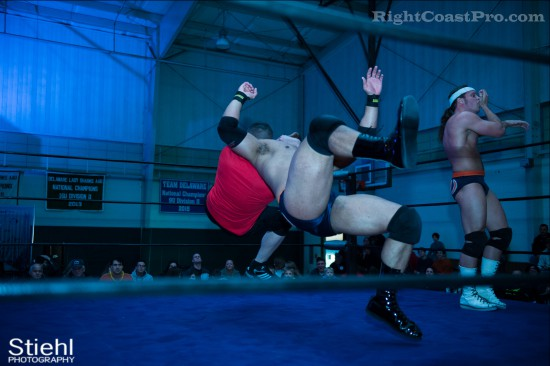 Heavyweights 16 Cadence RCP28 RightCoastPro Wrestling Delaware Event