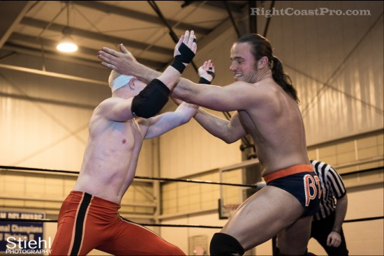 Heavyweights 4 Cadence RCP28 RightCoastPro Wrestling Delaware Event