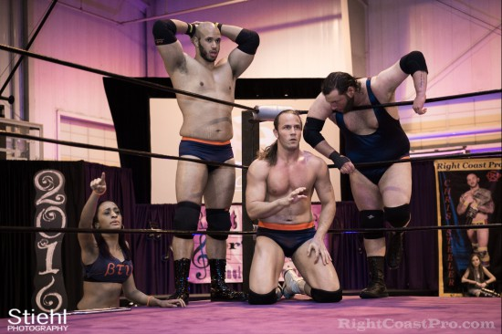 Heavyweights 6 Cadence RCP28 RightCoastPro Wrestling Delaware Event
