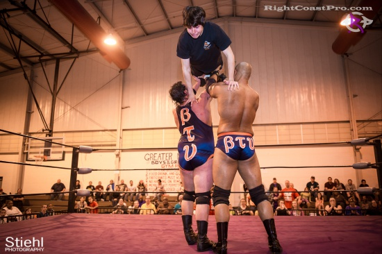 SlimJim 4 RightCoastPro Wrestling Delaware hungry games Event