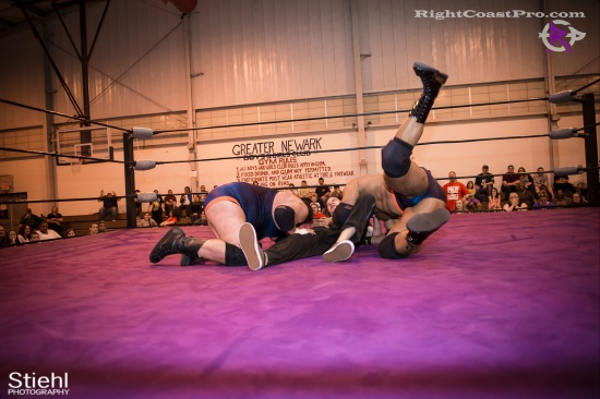 SlimJim 6 RightCoastPro Wrestling Delaware hungry games Event