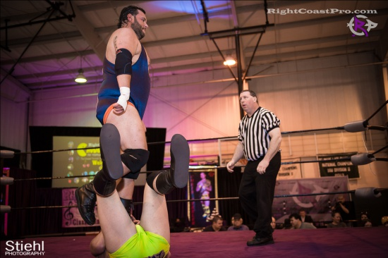 BTY 10 RightCoastPro Wrestling Delaware hungry games Event