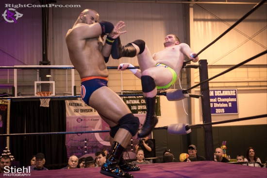 BTY 12 RightCoastPro Wrestling Delaware hungry games Event