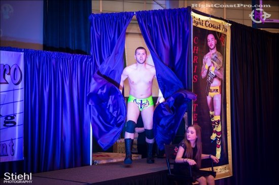 BTY 4 RightCoastPro Wrestling Delaware hungry games Event