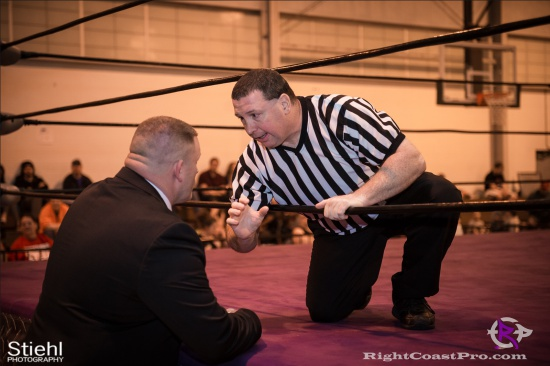 BTY 5 RightCoastPro Wrestling Delaware hungry games Event