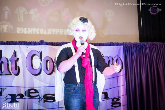 EffieTrinket 1 RightCoastPro Wrestling Delaware hungry games Event