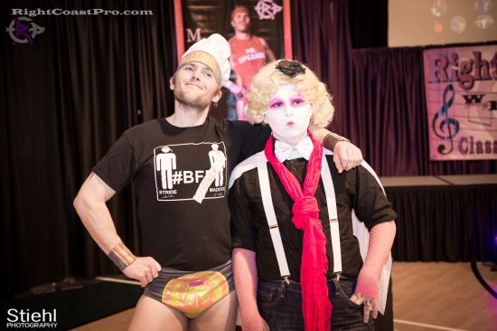 EffieTrinket 4 RightCoastPro Wrestling Delaware hungry games Event