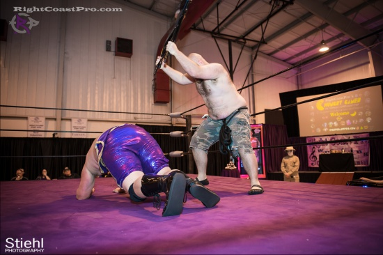 WWF 1 RightCoastPro Wrestling Delaware hungry games Event