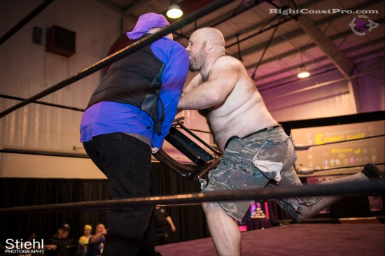 WWF 2 RightCoastPro Wrestling Delaware hungry games Event