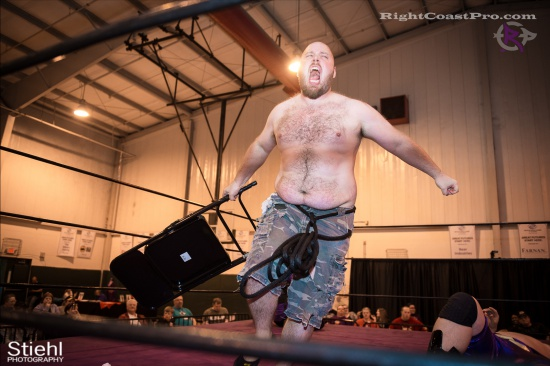 WWF 5 RightCoastPro Wrestling Delaware hungry games Event