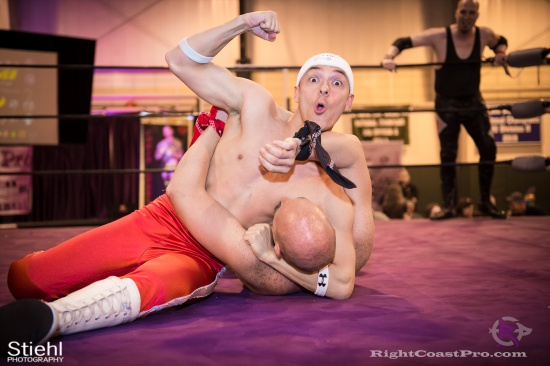 Heavyweights 3 BaldwinBrothers RightCoastPro Wrestling Delaware hungry games Event