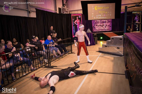 Heavyweights 7 BaldwinBrothers RightCoastPro Wrestling Delaware hungry games Event