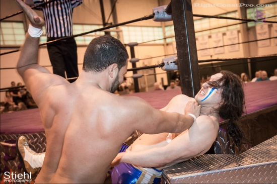 Chachi Tomahawk 10 RightCoastPro Wrestling Delaware hungry games Event