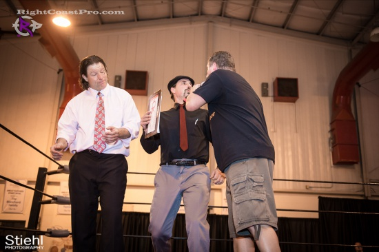 Setsu Ginsu 10 JJcrewguy RightCoastPro Wrestling Delaware hungry games Event