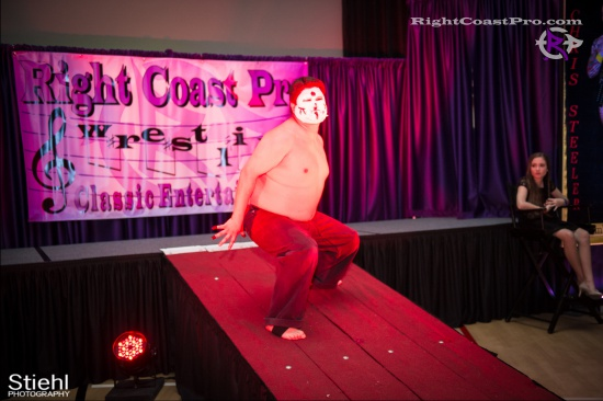 Setsu Ginsu 12 JJcrewguy RightCoastPro Wrestling Delaware hungry games Event