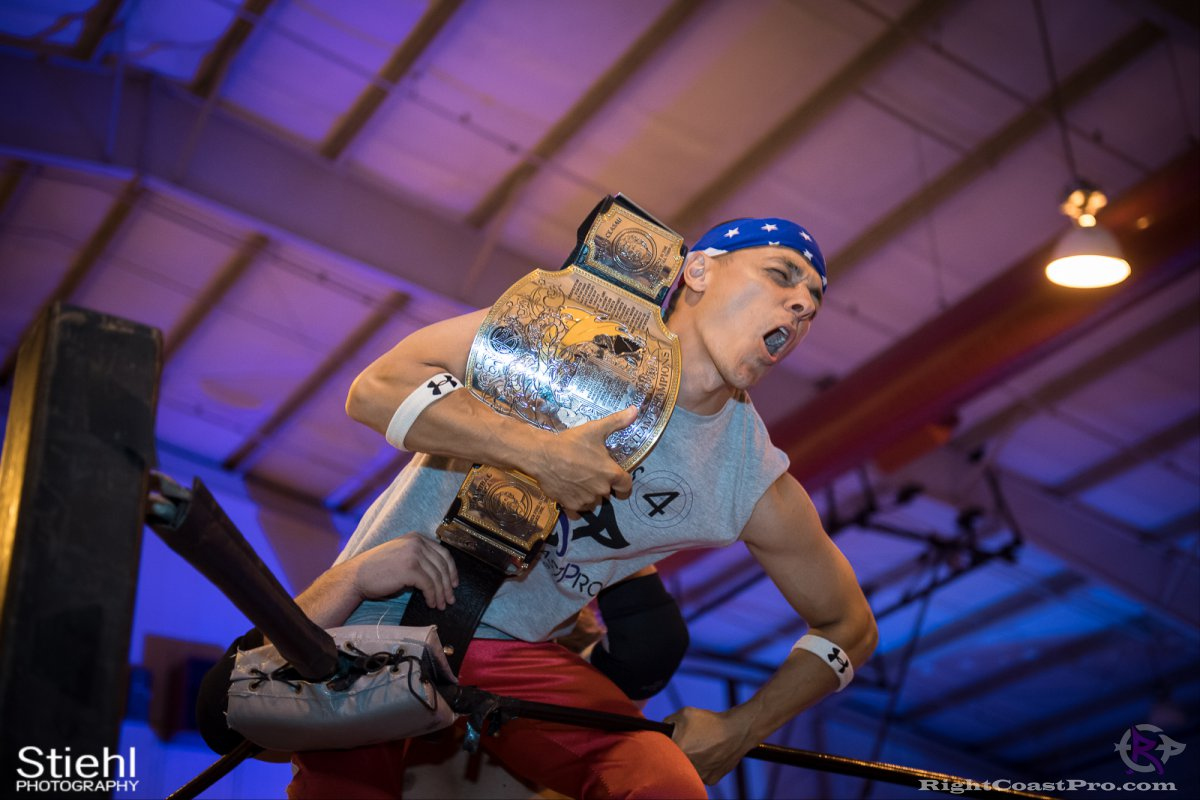 Heavyweights RightCoastPro Wrestling Delaware Festivus Event