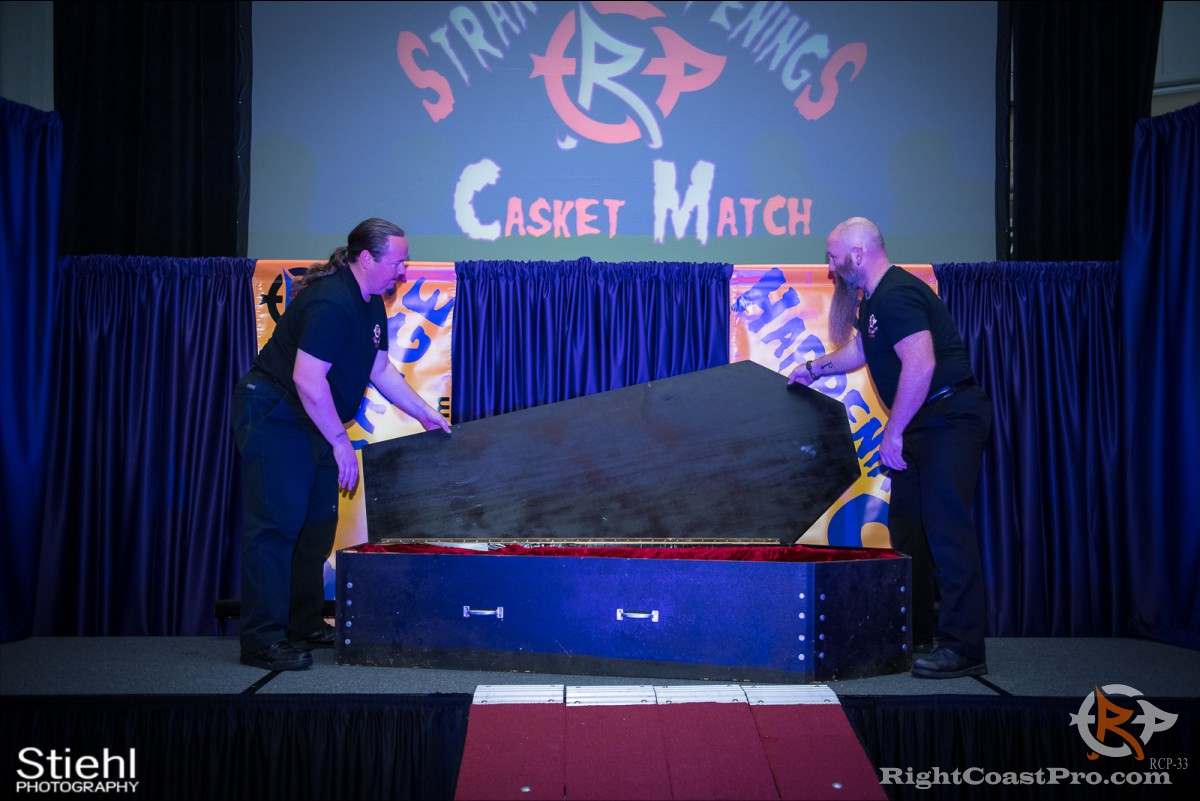 CasketMatch A RCP33 RightCoast Pro Wrestling Delaware Event