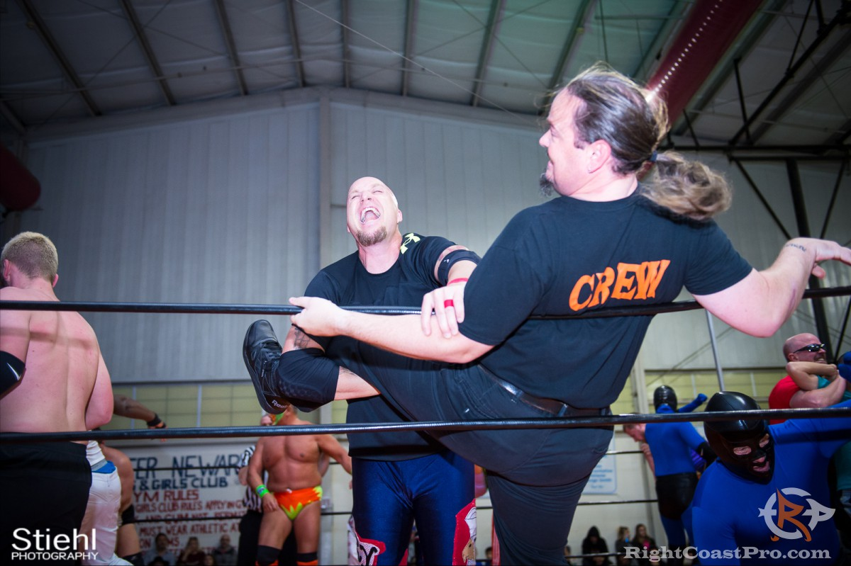 BattleRoyal 5 RCP33 RightCoast Pro Wrestling Delaware Event