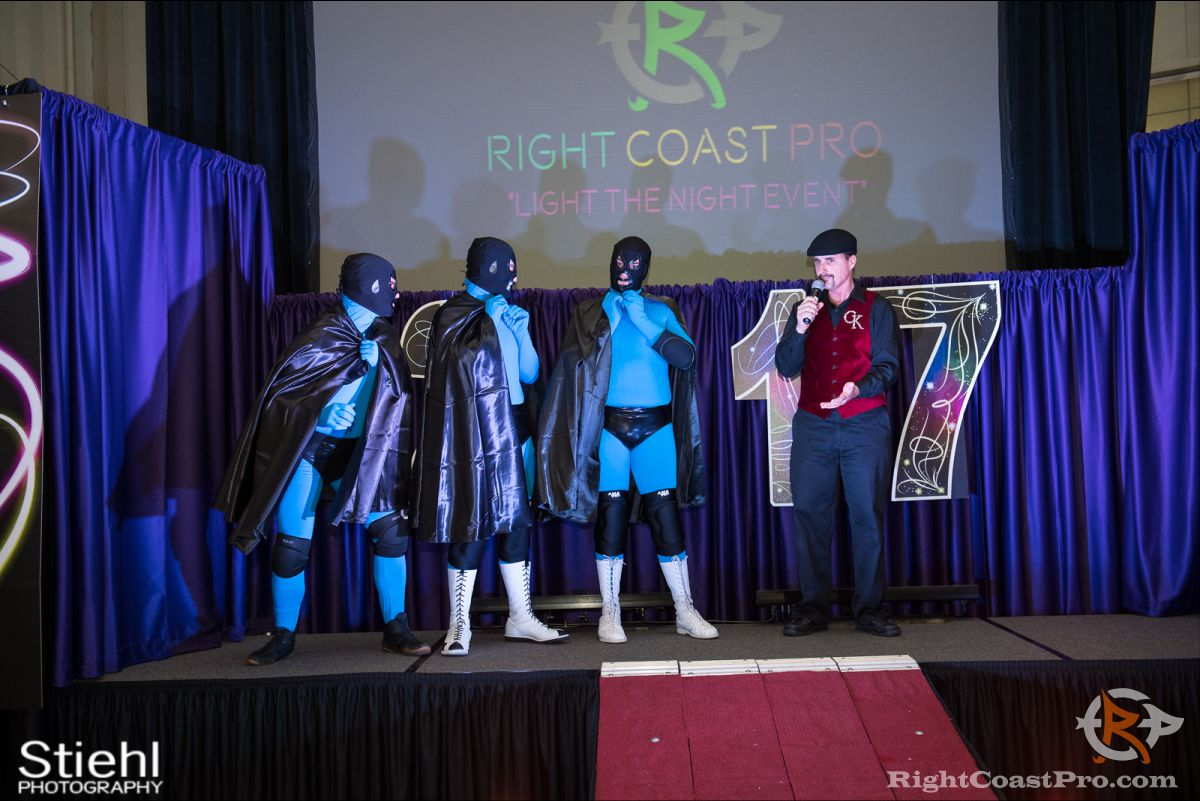 Contractors D RCP34 RightCoast Pro Wrestling Delaware Event