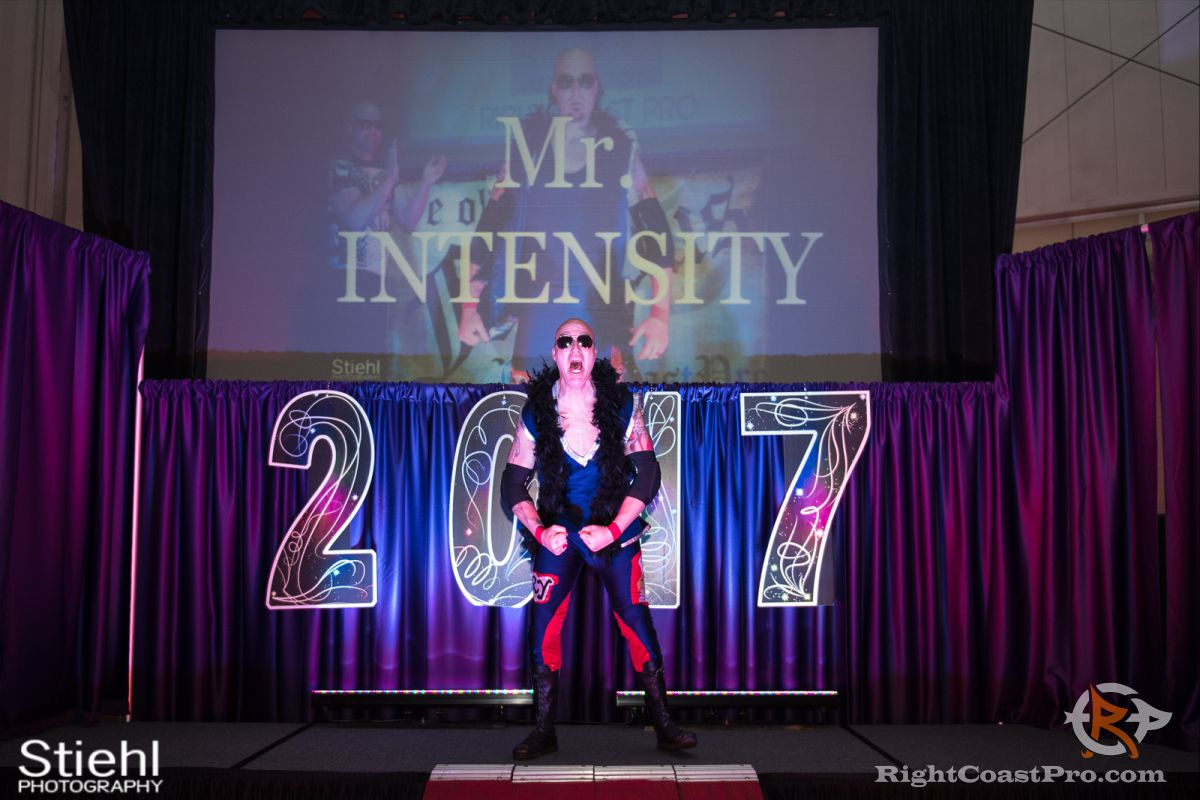 MrIntensity A RCP34 RightCoast Pro Wrestling Delaware Event