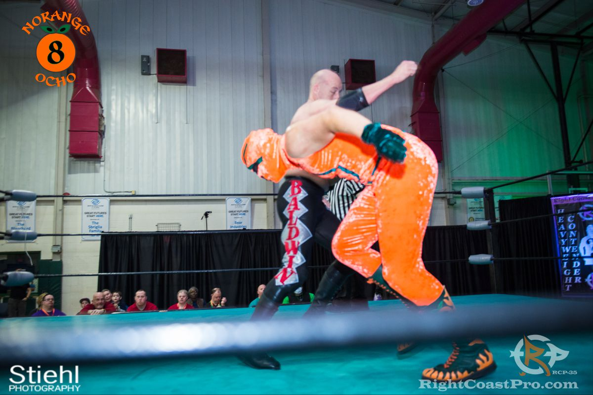 NorangeOcho 15 RCP35 RightCoast Pro Wrestling Delaware Entertainment Sports Event