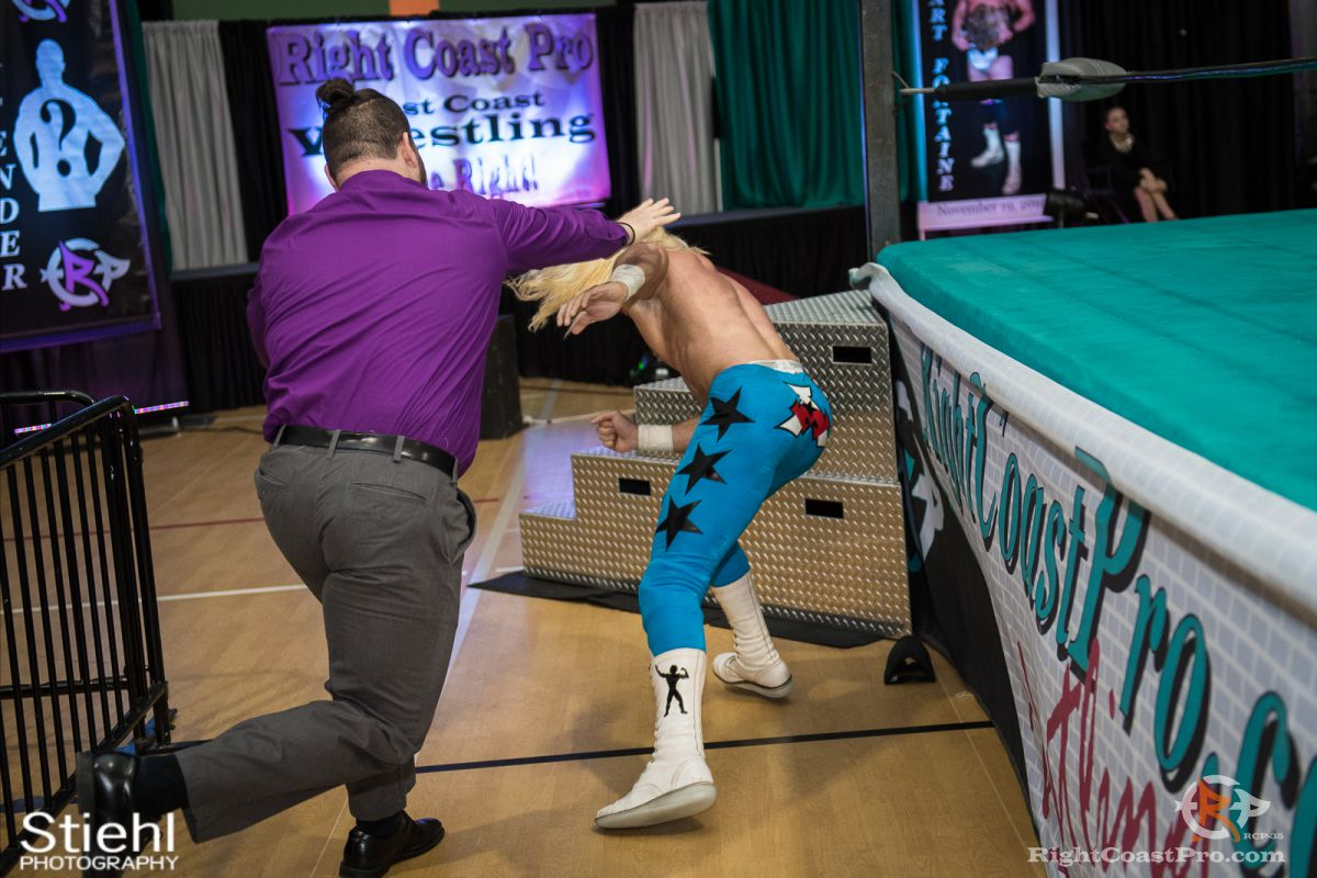 Randy Shawn 8 RCP35 RightCoast Pro Wrestling Delaware Entertainment Sports Event