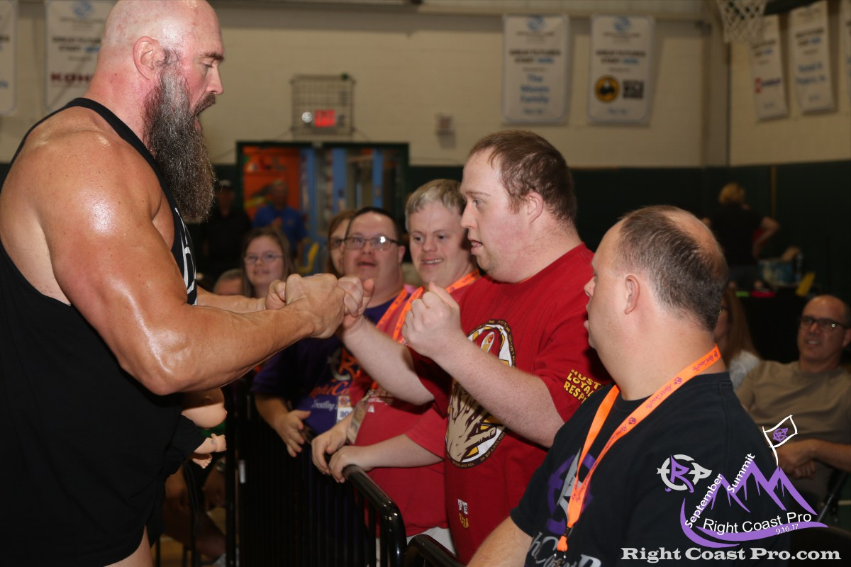 Donavan Snitsky 4 SeptemberSummit RightCoast Pro Wrestling Delaware