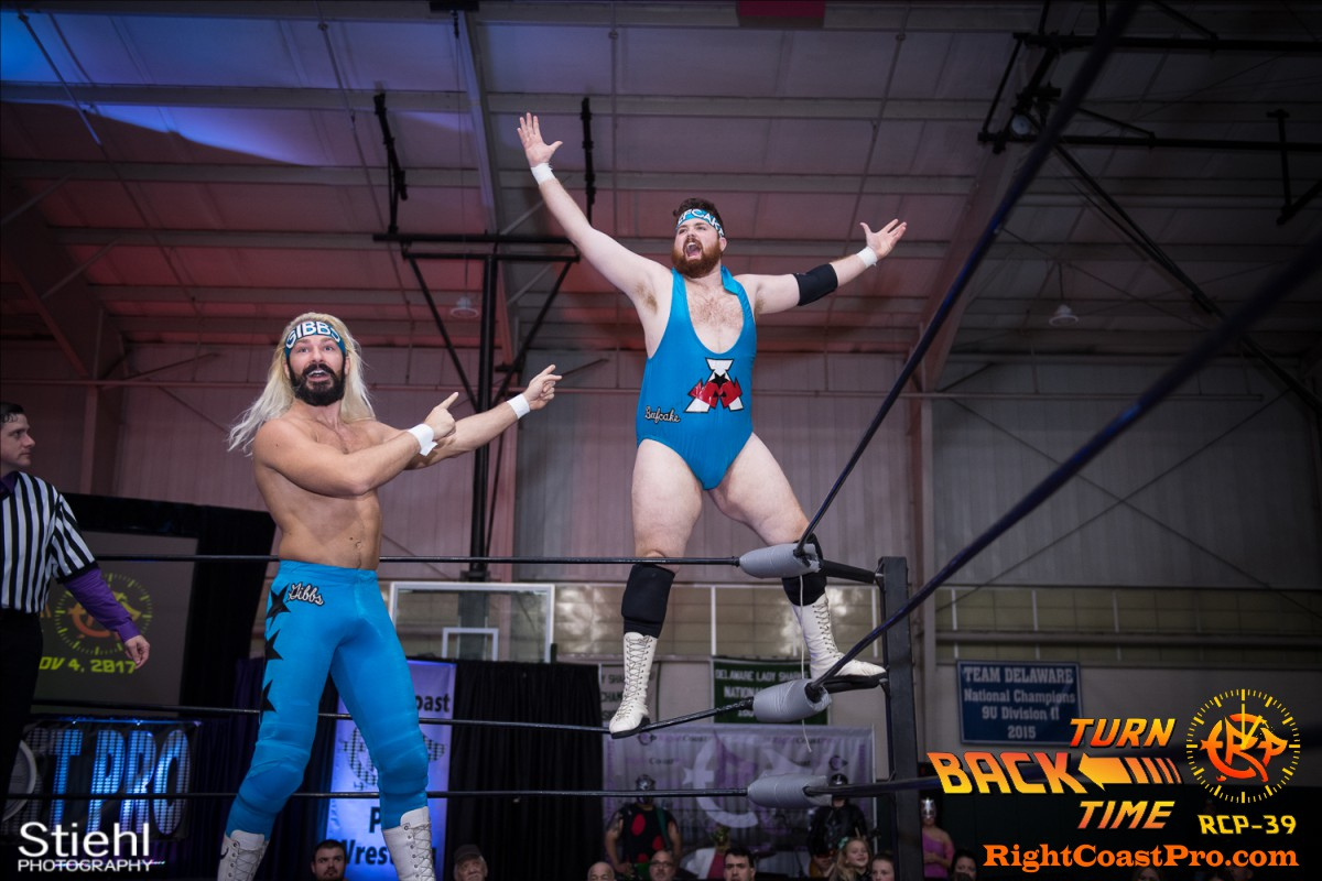 AestheticMales A RCP39 TurnBackTime RightCoastProWrestling