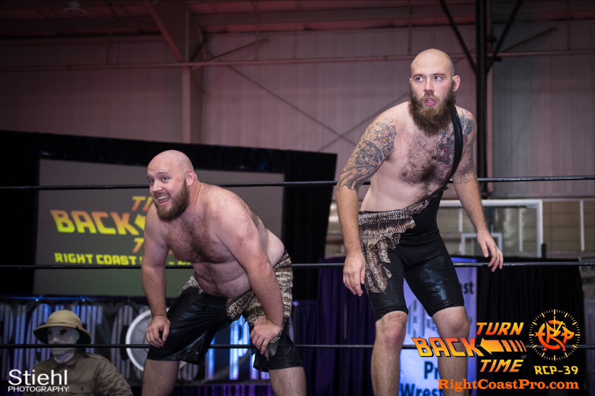 SAVAGES A RCP39 TurnBackTime RightCoastProWrestling
