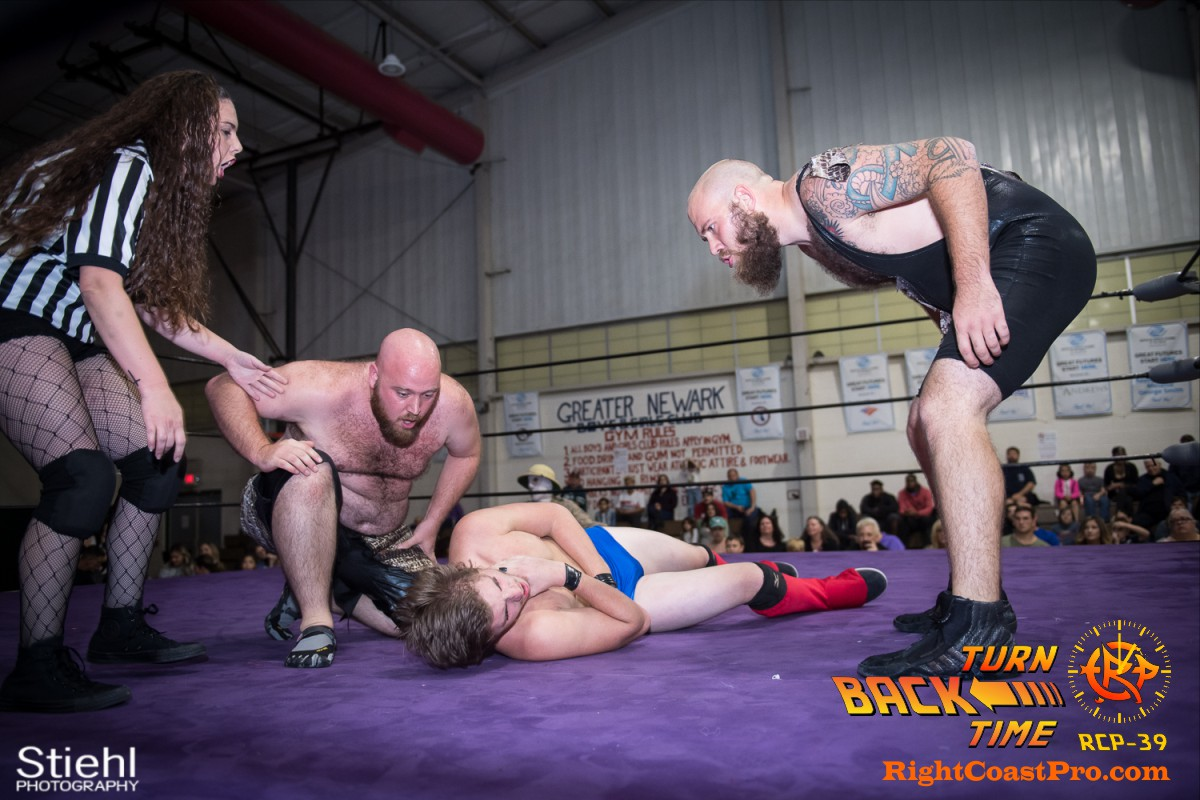 SAVAGES 13 RCP39 TurnBackTime RightCoastProWrestling