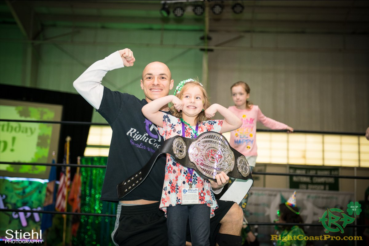 BirthdayParty 2 RightCoastPro Wrestling Delaware BlarneyBlast RCP43