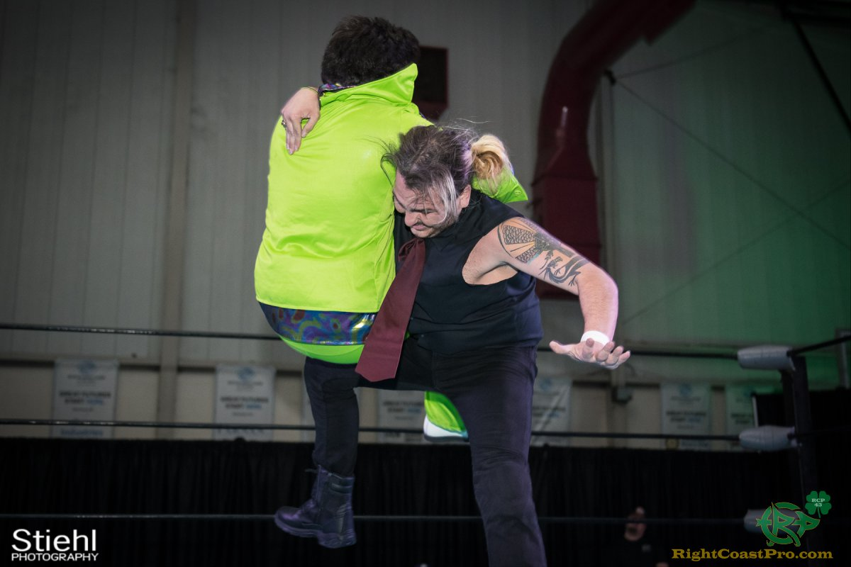 FourWay 13 RightCoastPro Wrestling Delaware BlarneyBlast RCP43