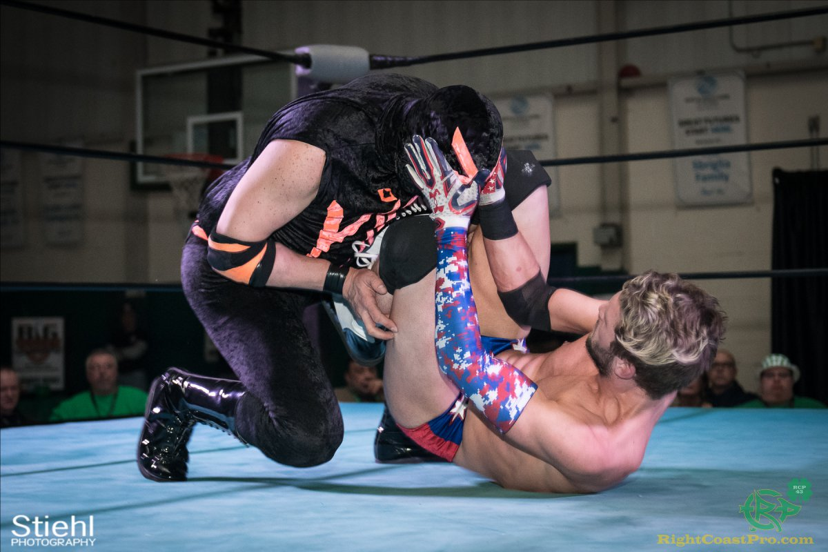 FourWay 15 RightCoastPro Wrestling Delaware BlarneyBlast RCP43