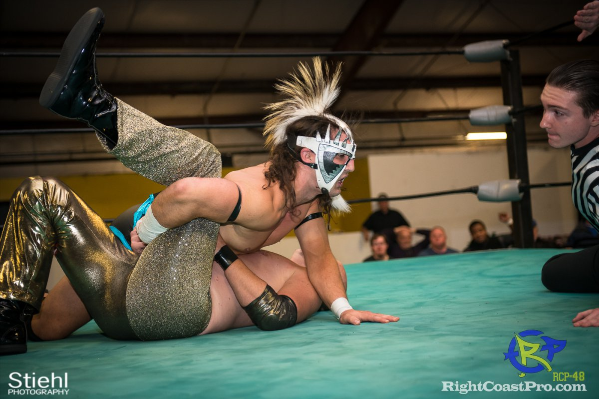 25 Harry Tomahawk RCP48 RightCoastProWrestlingDelaware