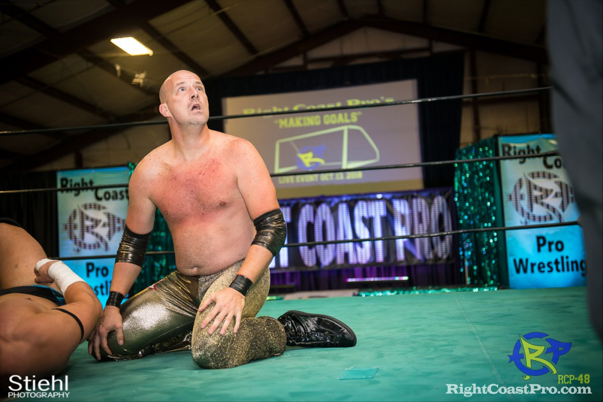 27 Harry Tomahawk RCP48 RightCoastProWrestlingDelaware
