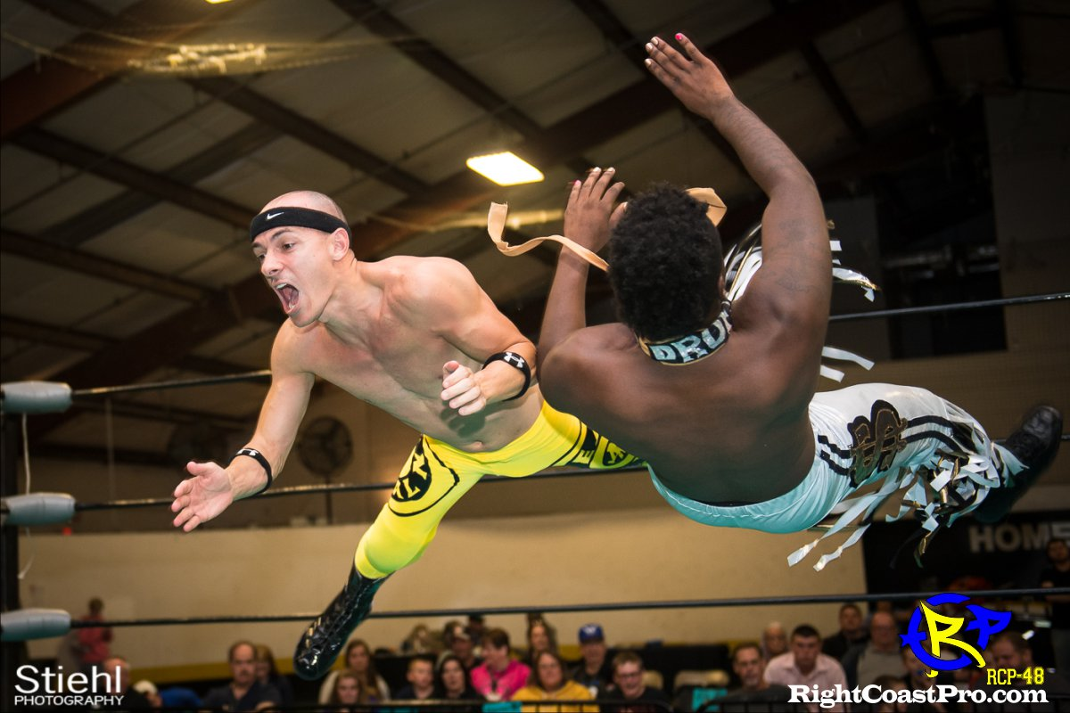 14 royal profit RCP48 RightCoastProWrestlingDelaware