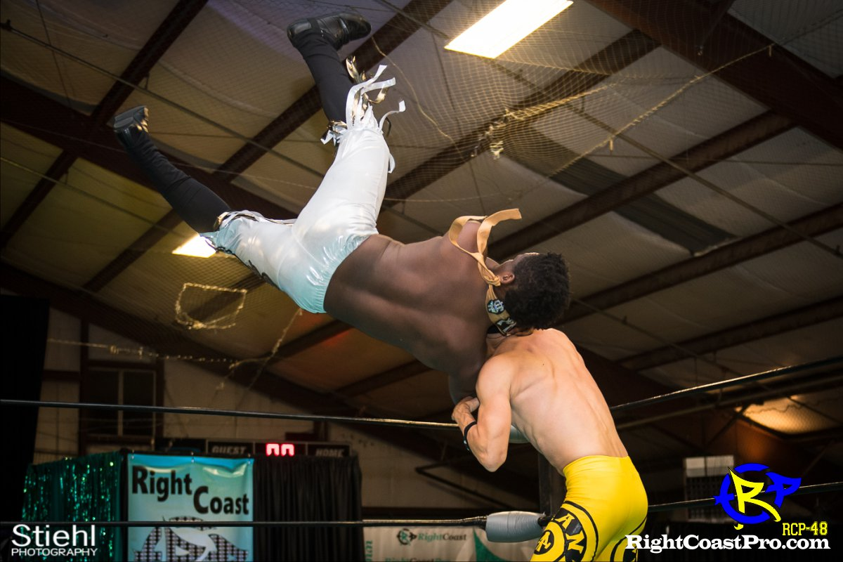 21 royal profit RCP48 RightCoastProWrestlingDelaware