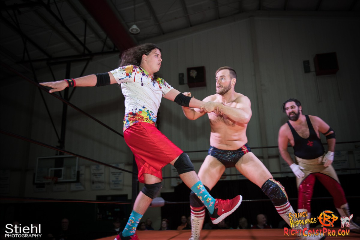 10 MM KRAZYKIDS RCP49 RIGHTCOASTPRO WRESTLING DELAWARE