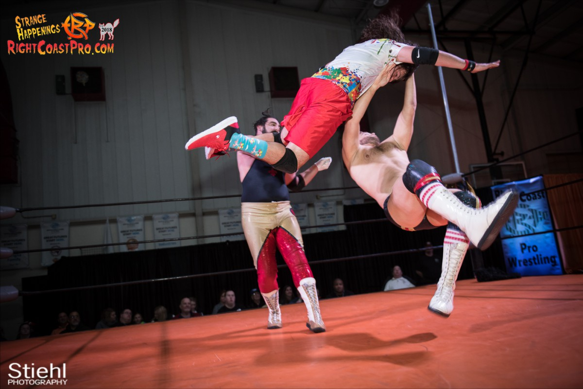 12 MM KRAZYKIDS RCP49 RIGHTCOASTPRO WRESTLING DELAWARE