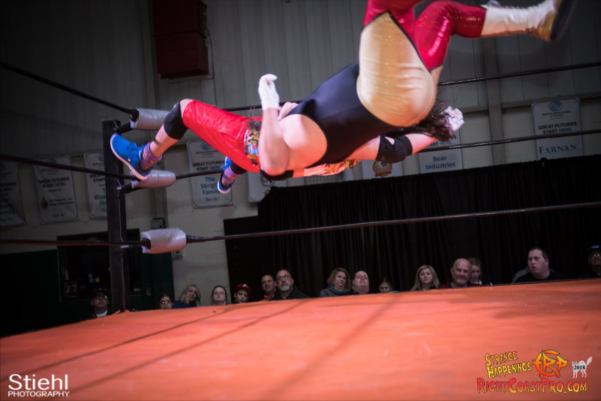 14 MM KRAZYKIDS RCP49 RIGHTCOASTPRO WRESTLING DELAWARE