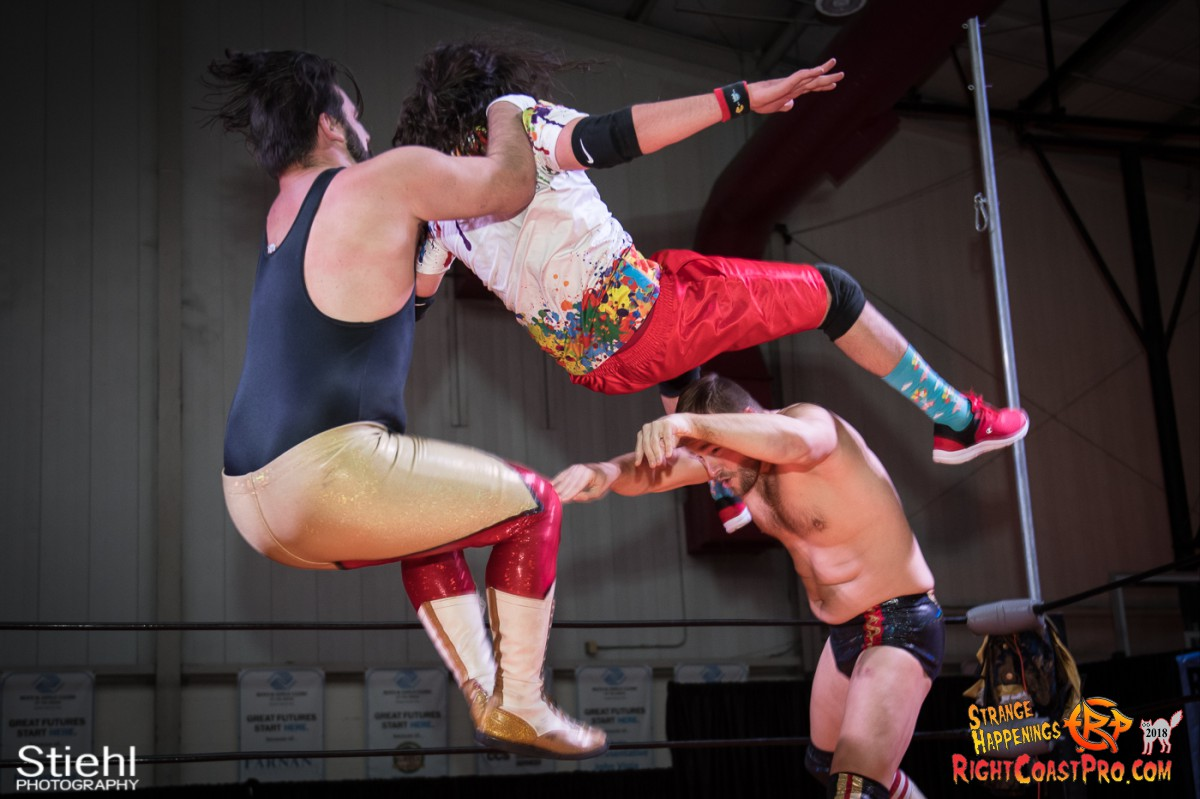 16 MM KRAZYKIDS RCP49 RIGHTCOASTPRO WRESTLING DELAWARE