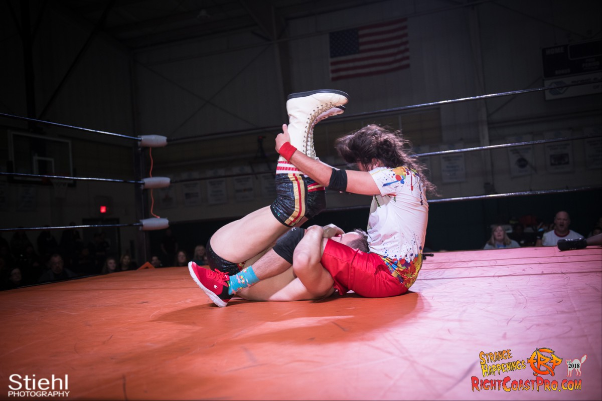 19 MM KRAZYKIDS RCP49 RIGHTCOASTPRO WRESTLING DELAWARE