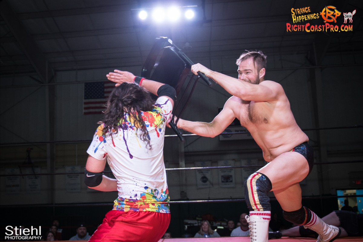 20 MM KRAZYKIDS RCP49 RIGHTCOASTPRO WRESTLING DELAWARE