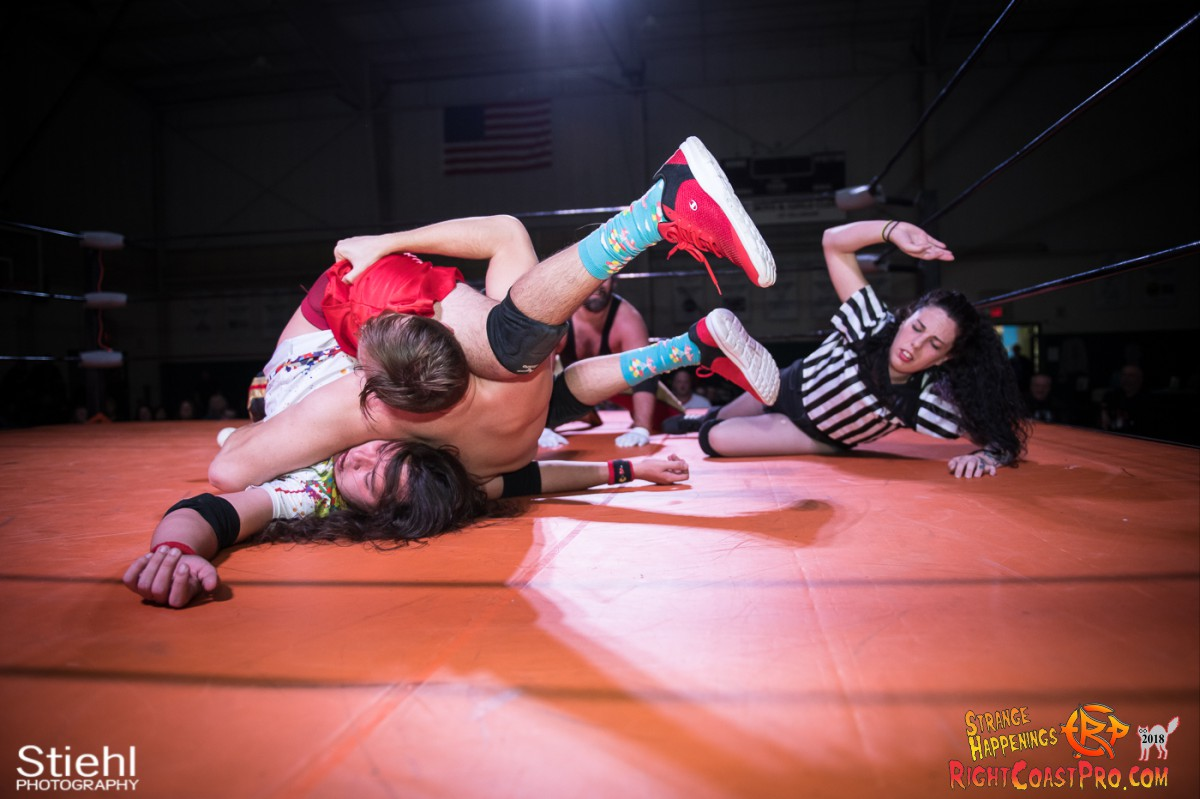 21 MM KRAZYKIDS RCP49 RIGHTCOASTPRO WRESTLING DELAWARE