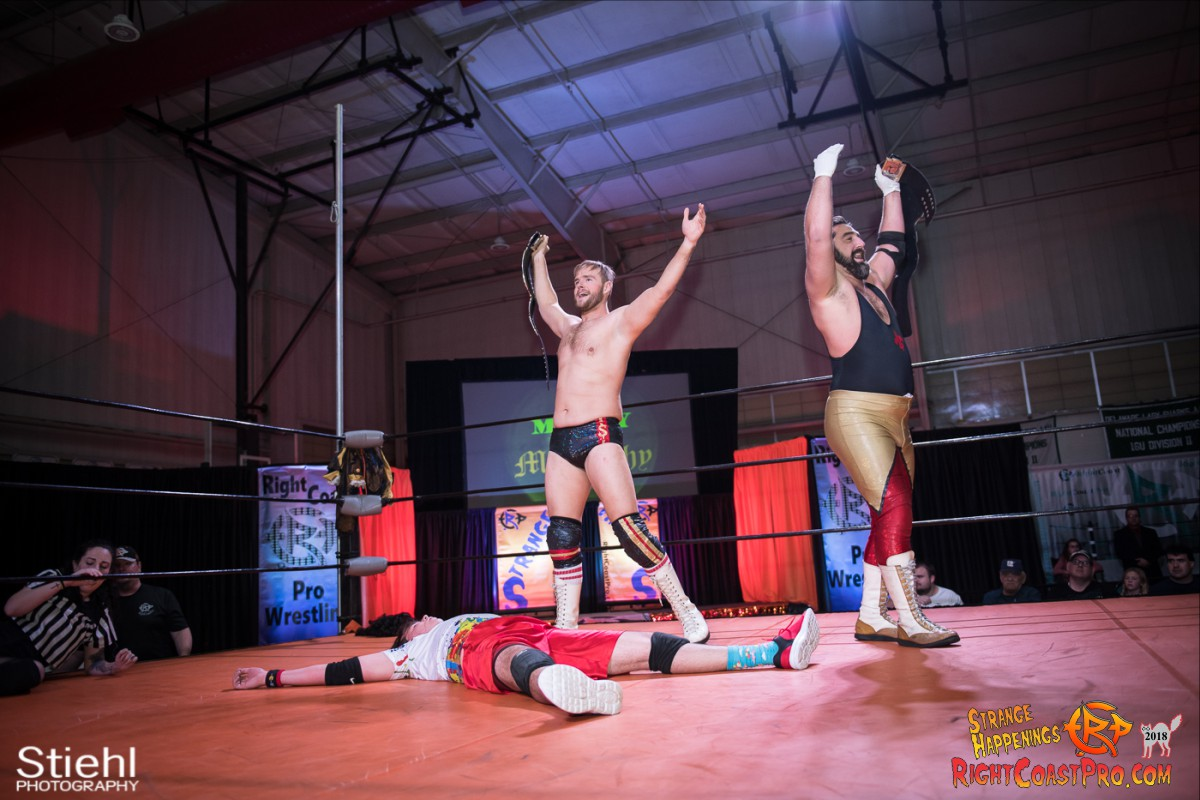 23 MM KRAZYKIDS RCP49 RIGHTCOASTPRO WRESTLING DELAWARE
