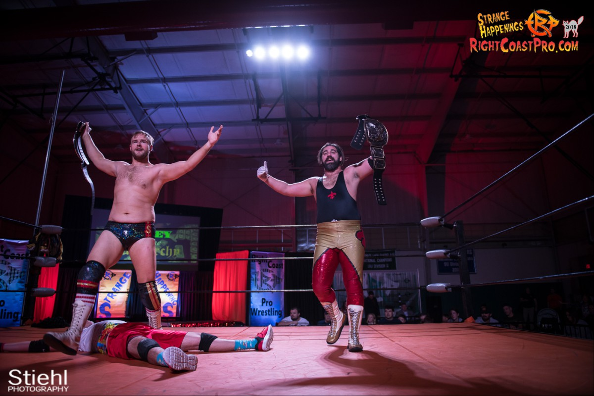 24 MM KRAZYKIDS RCP49 RIGHTCOASTPRO WRESTLING DELAWARE
