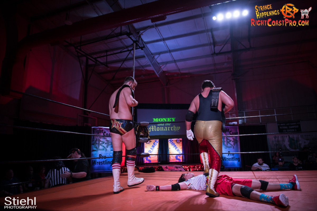 27 MM KRAZYKIDS RCP49 RIGHTCOASTPRO WRESTLING DELAWARE