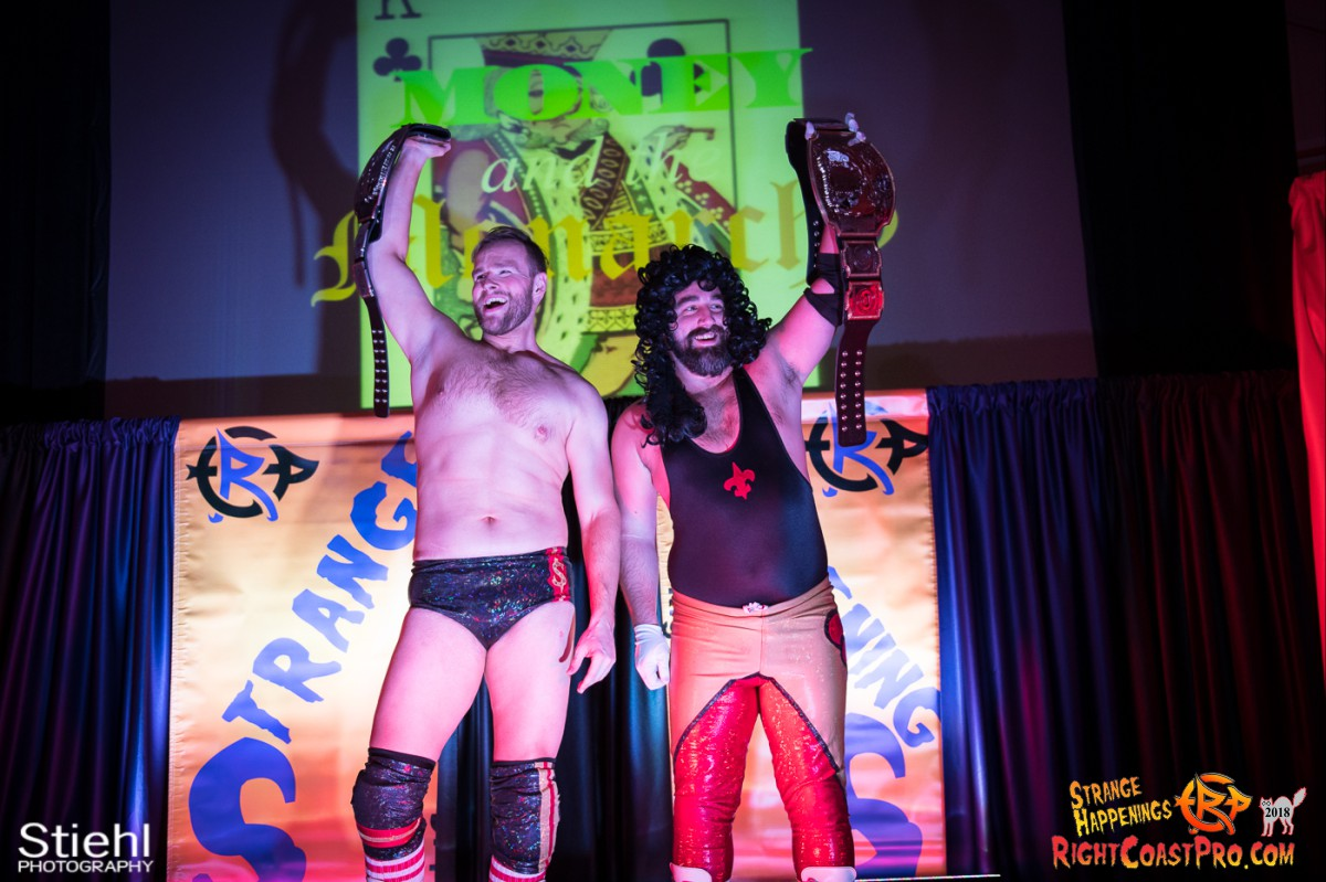 28 MM KRAZYKIDS RCP49 RIGHTCOASTPRO WRESTLING DELAWARE